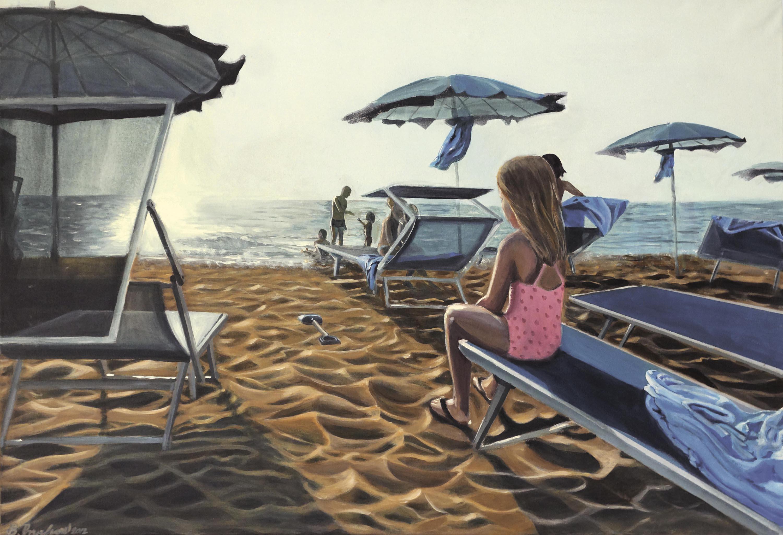 Strand von Brigitte Yoshiko Pruchnow