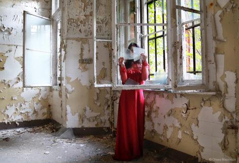 Portrait In Beelitz Selfportrait, Chiara Mazzocchi